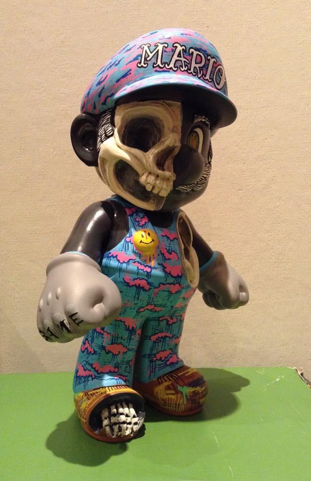 Super Dead Mario By Kath Larkin 1