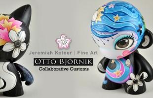 Collaborative Customs By Jeremiah Ketner X Otto Björnik