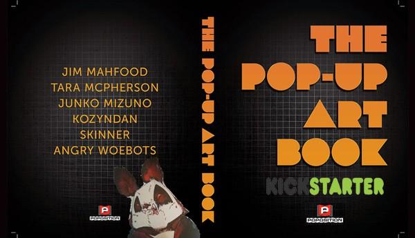 The-Pop-Up-Art-Book-Kickstarter-Funded-TTC-banner-