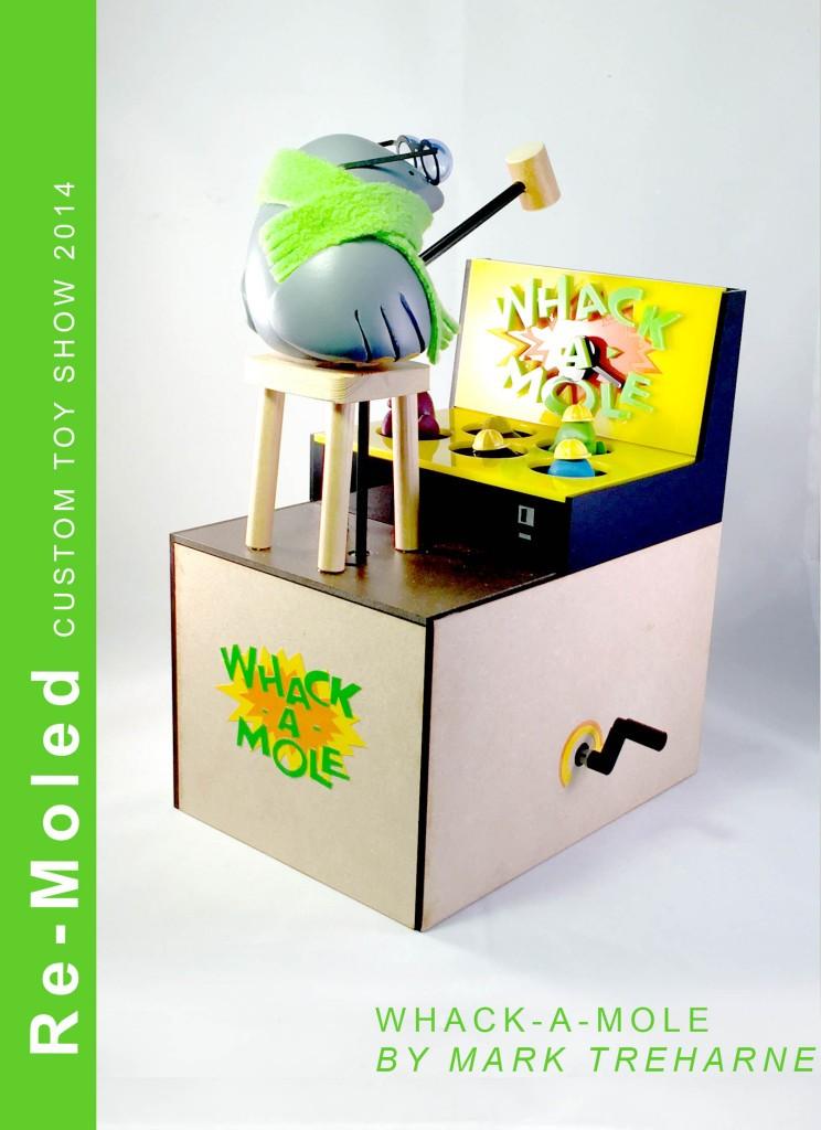 Whack-A- MOLE By Mark Treharne Molexl remoled