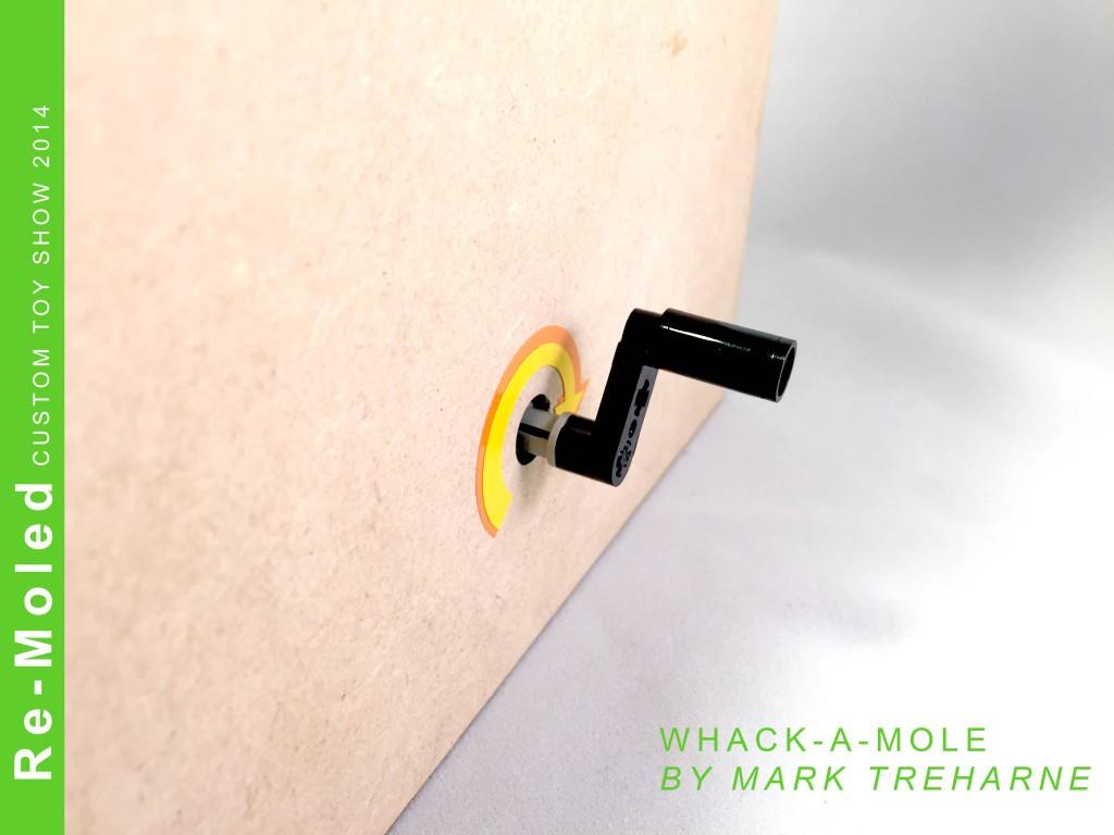 Whack-A- MOLE By Mark Treharne Molexl remoled wind