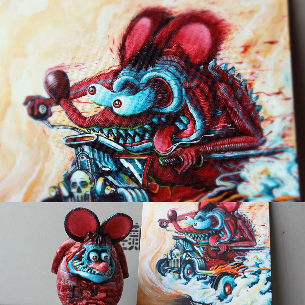 toy terror rat fink