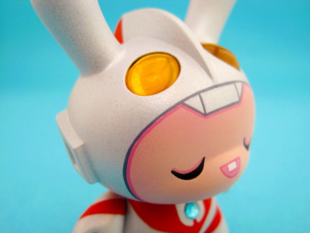 closeup Kid Ultra By Dolly Oblong Ultraman