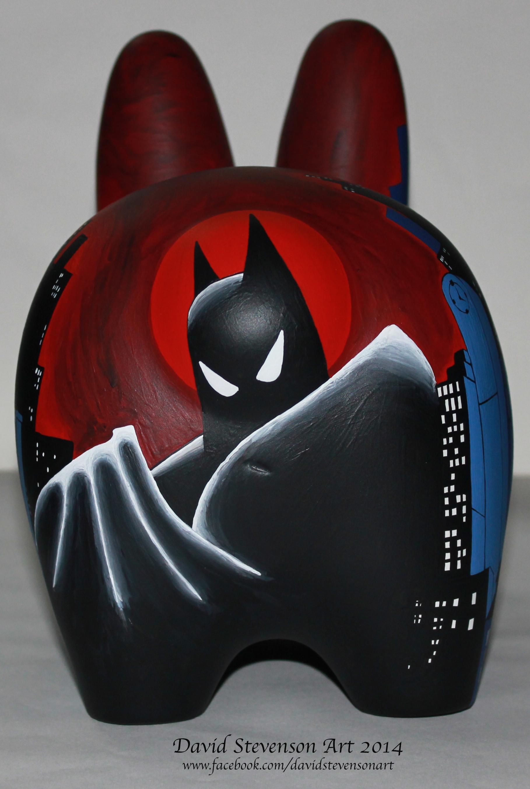 batman labbit david stevenson gotham
