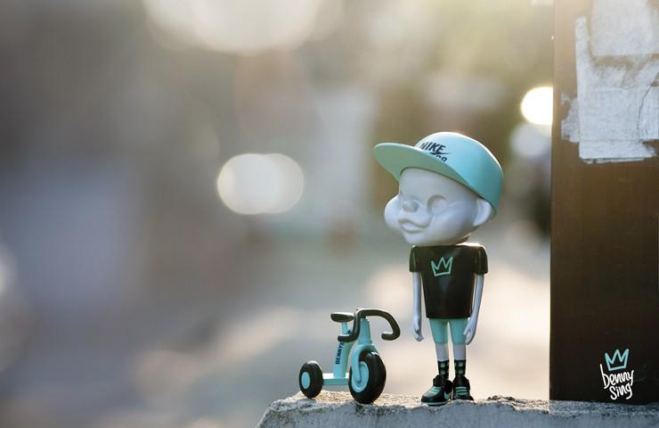 Bennysing  Tricycle Celeste Noel Roh Towooz Bennysing Tricycle Celeste