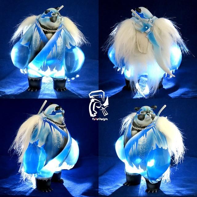 Ice panda king Fuller Designs James Fuller woes palmeto silent stage  full shot