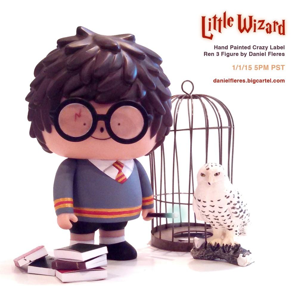 Little Wizard Treeson Ren By Daniel Fleres Harry Potter
