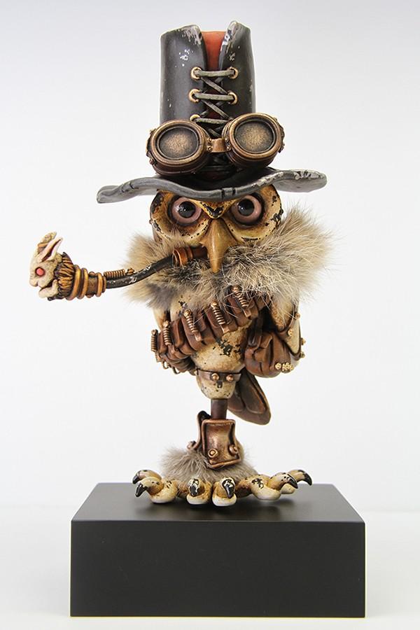 Michihiro Matsuoka owl 2
