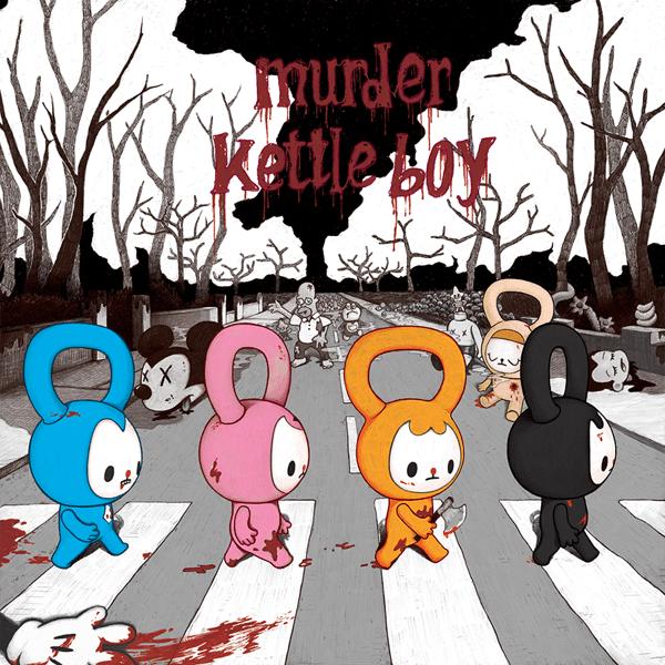 Murder Kettle Boy Kettleboy by Bukk Company Yeonwoo Lee  poster