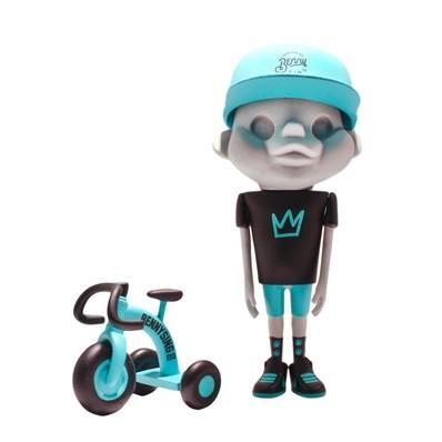 Noel Roh Towooz Bennysing & Tricycle Celeste
