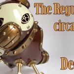 TThe Regulator circa 1886 DeeTen Custom Skelanimals