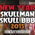 new year skullman skull bbb 2015
