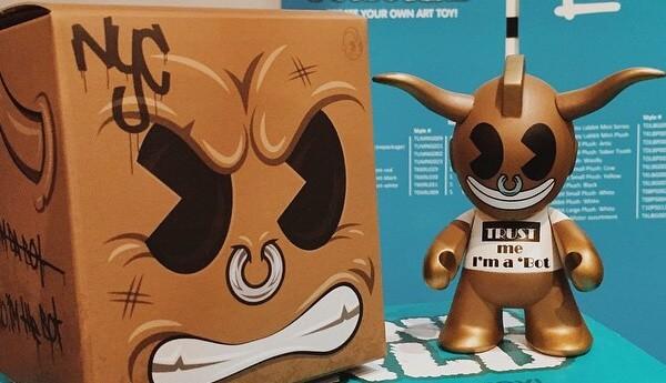 New Kidrobot Bot