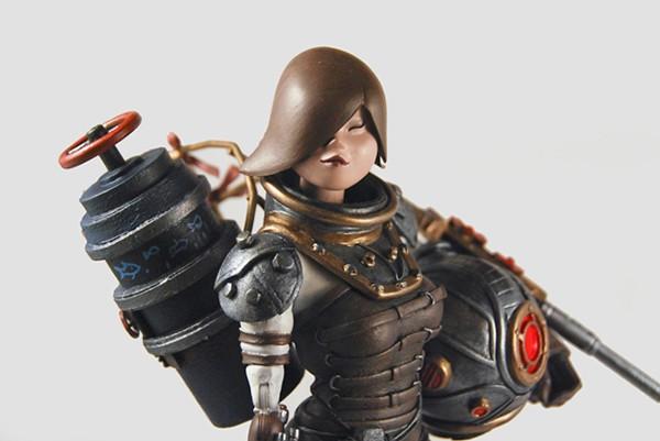 Big Sister Princess TQ Bioshock fiona Ng 3