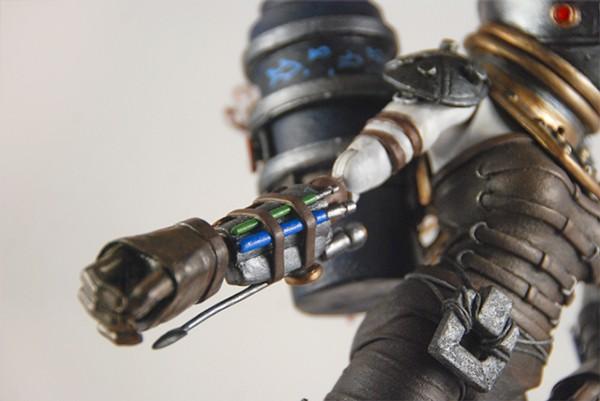 Big Sister Princess TQ Bioshock fiona Ng gun