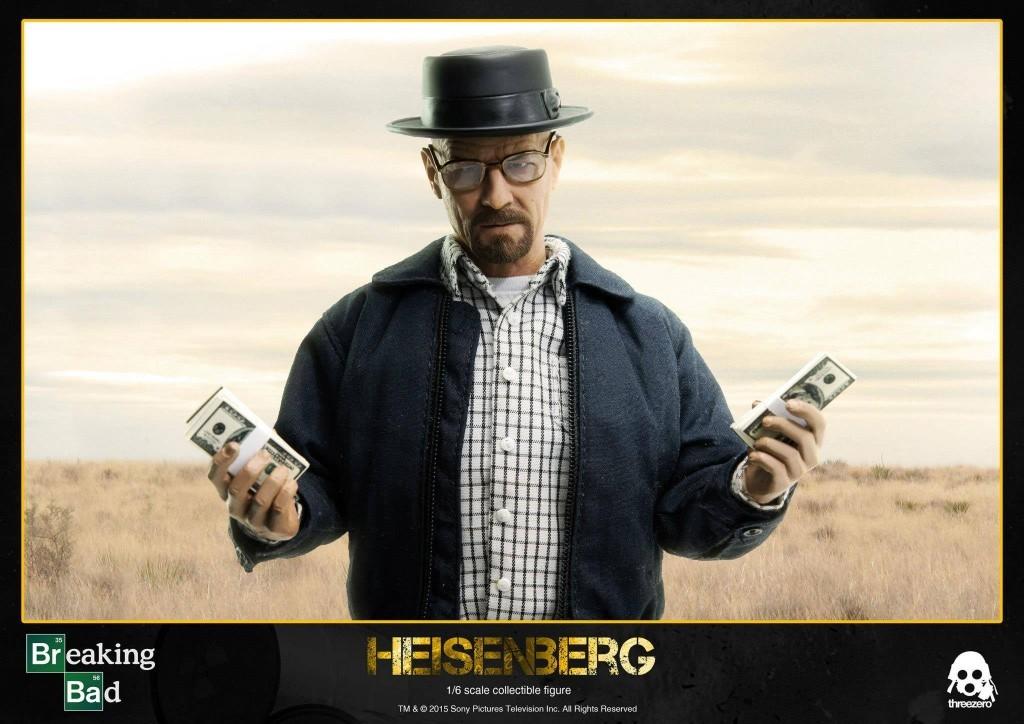 Breaking Bad Heisenberg By Threezero money