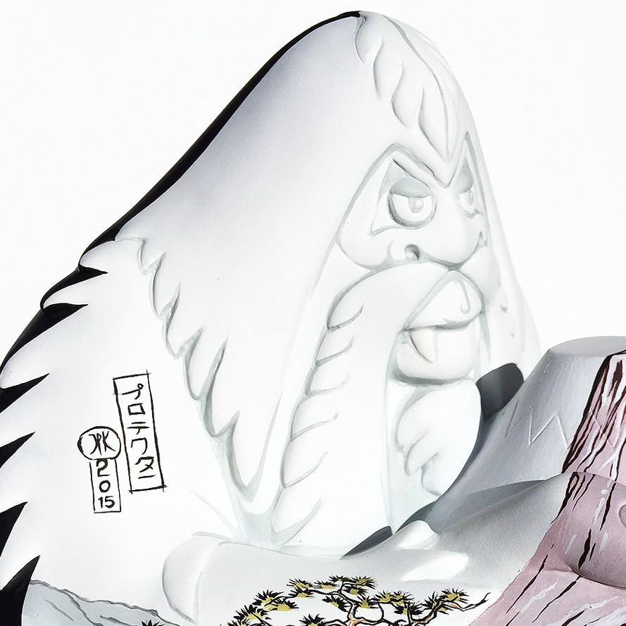 FujiSan The Protector JPK Face