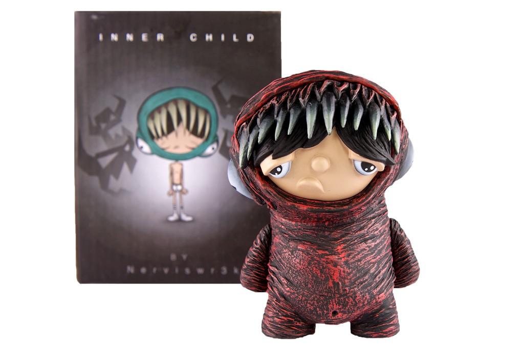Inner Child By SubUrban Vinyl x Nerviswr3k box art