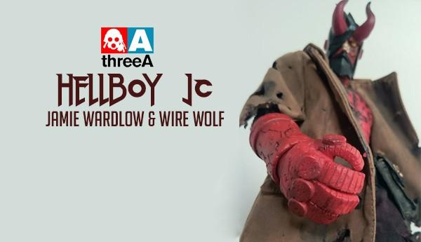 Jamie-Wardlow-wire-wolf-ThreeA-Hellboy-TTC-banner-