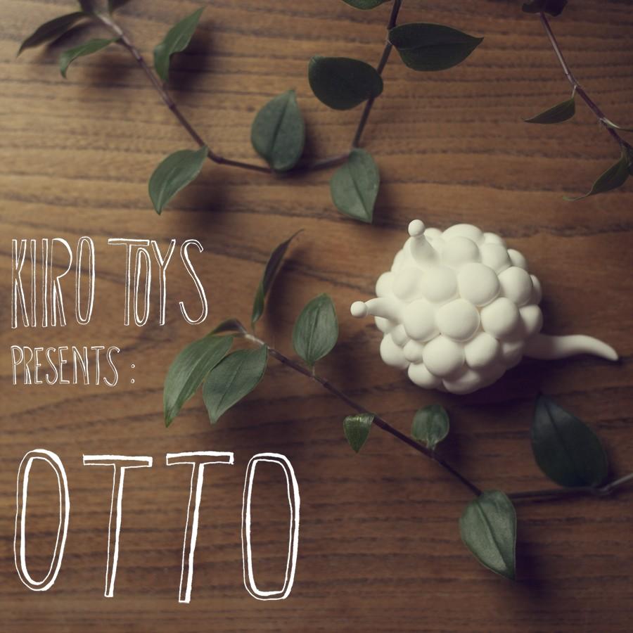 Kiiro toys Otto poster