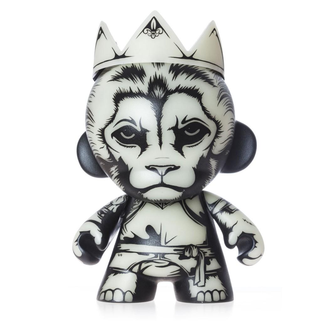 Lion King By Jon Paul Kaiser Munny Kidrobot