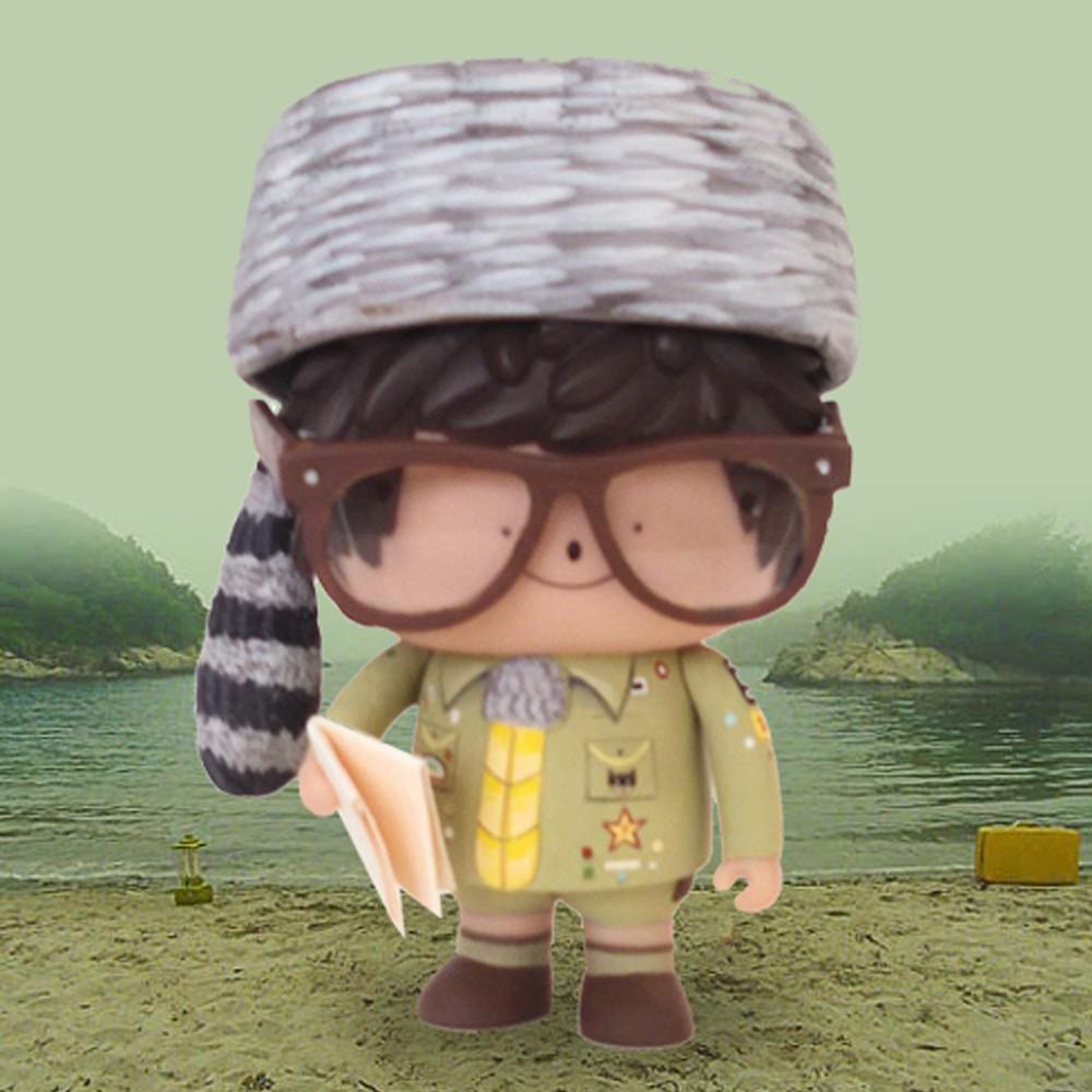 Little Scout By Daniel Fleres