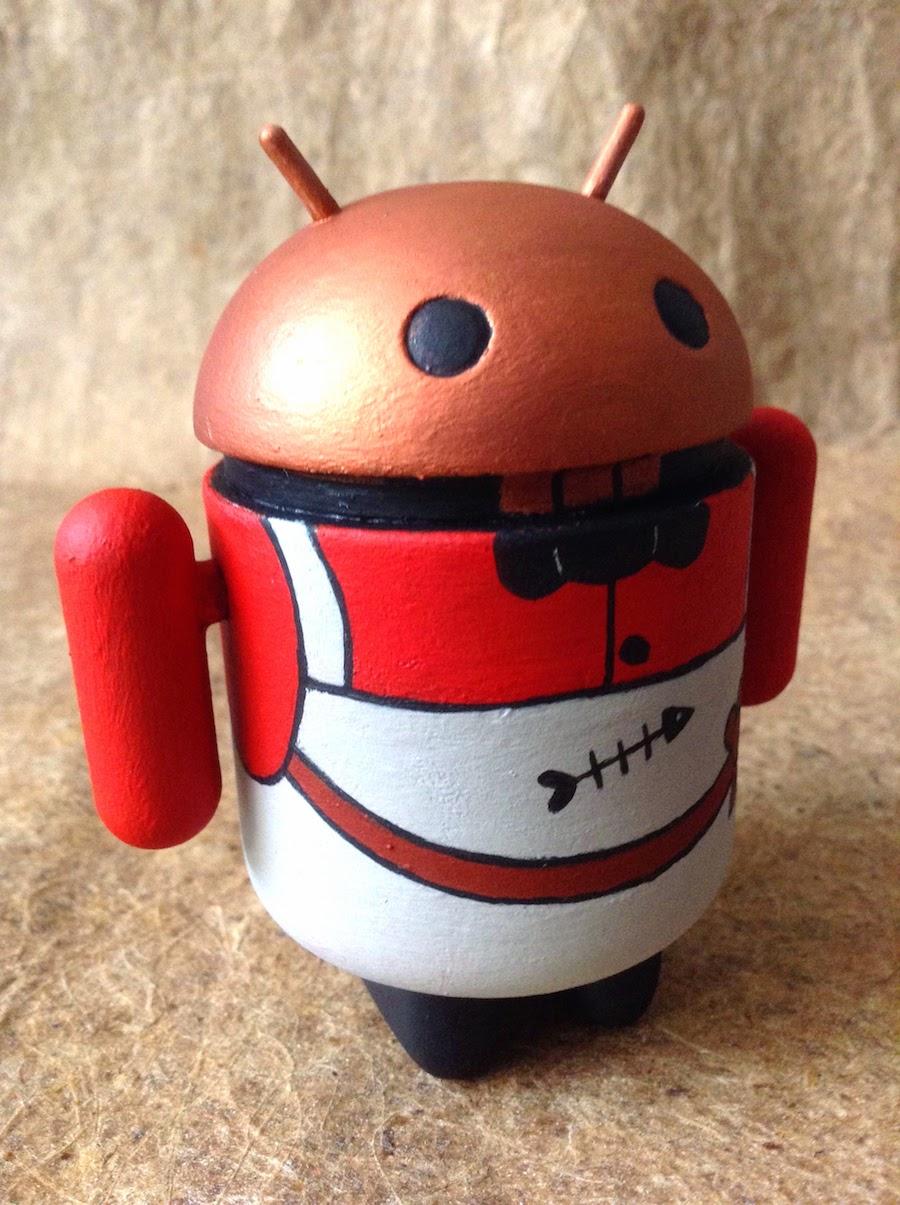 Master Android by BowoBaghaskara