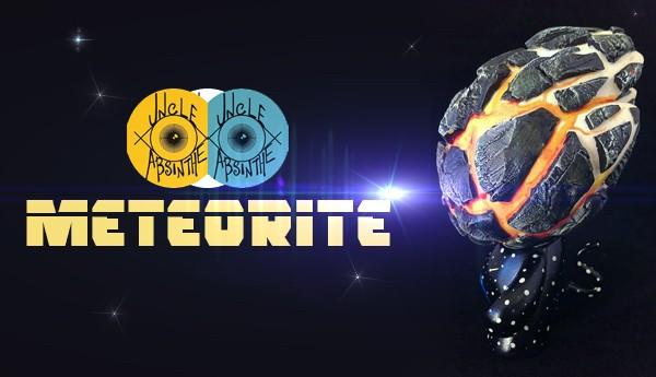 Meteorite Uncle Absinthe Kidrobot Froomie TTC banner