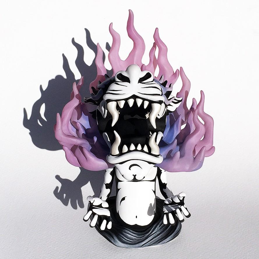 Screaming for the Sunrise By Yoskay Yamamoto x Jon Paul Kaiser Front_JPK