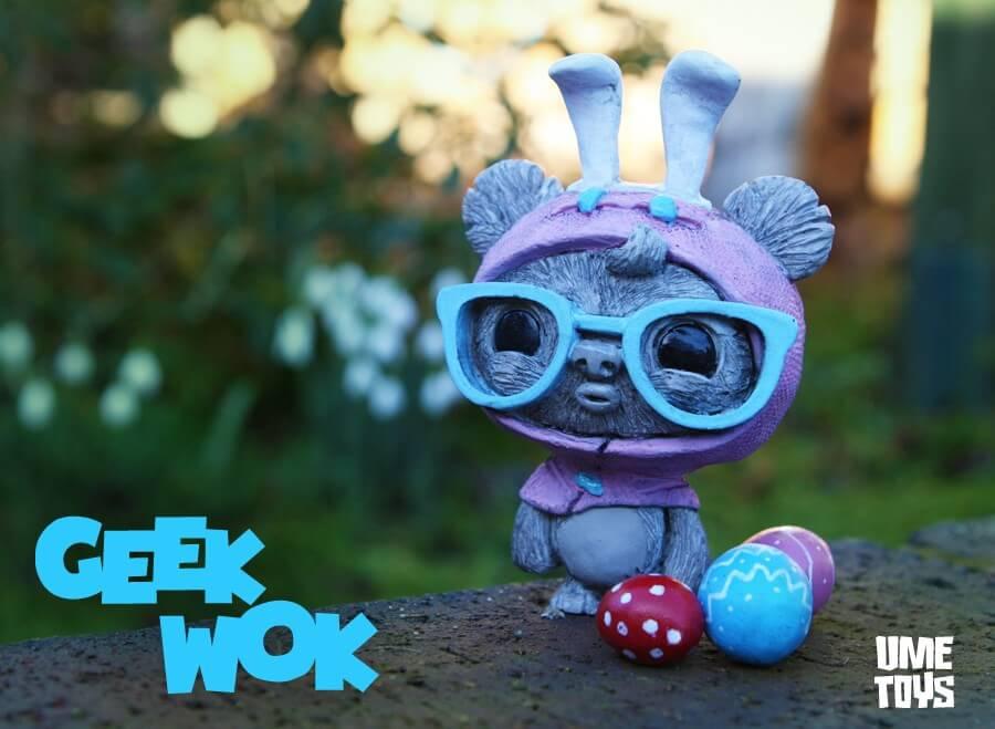Spring Geekwok By UMEToys richard page  Ewok