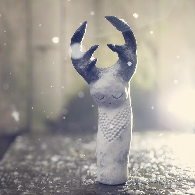 the antlers Kiiro Toys