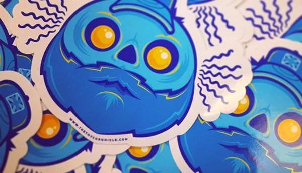 Free TTC Stickers!