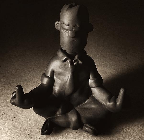 Davidthekiller yoga Black