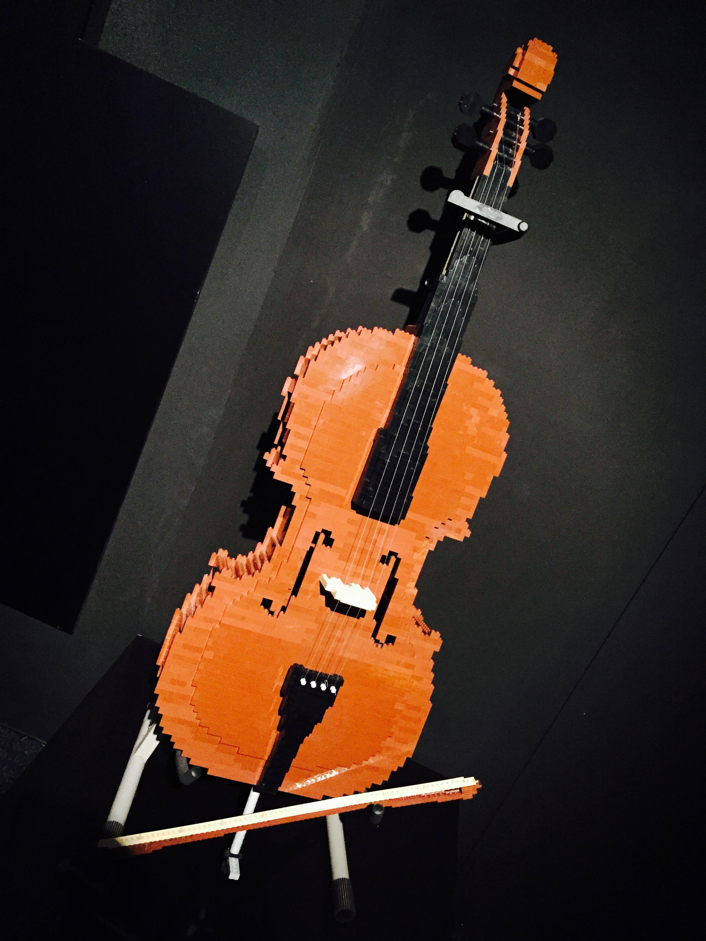 lego cello