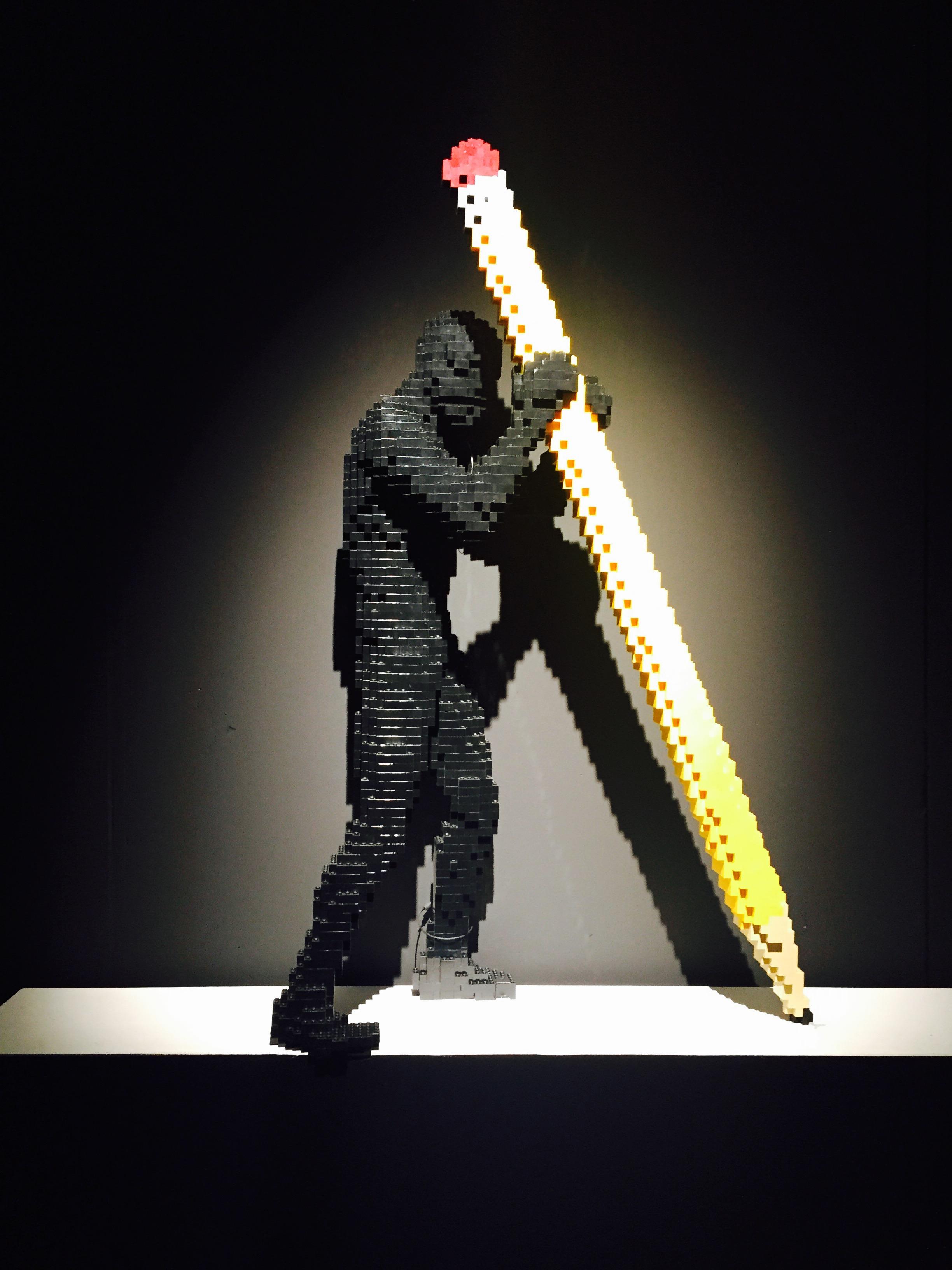 lego sculpt