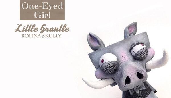 Little-Gruntle-Bohna-Skully-By-One-Eyed-Girl-TTC-banner-