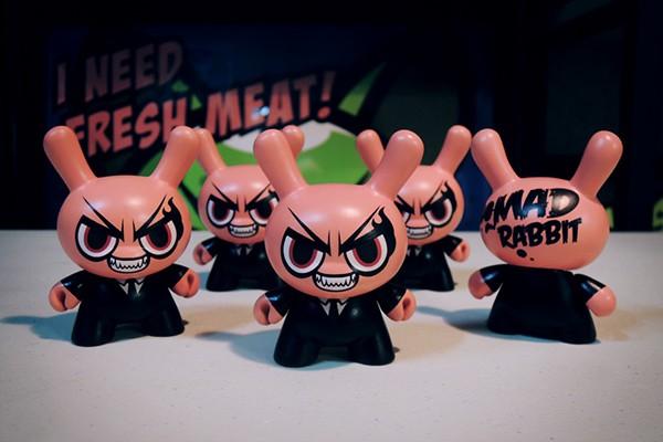 Mad Rabbit Dunny Neon 7