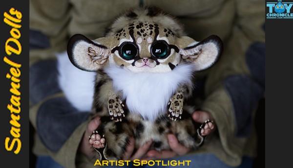 TTC-Artist-Spotlight-Santani-Toys-TTC-banner-