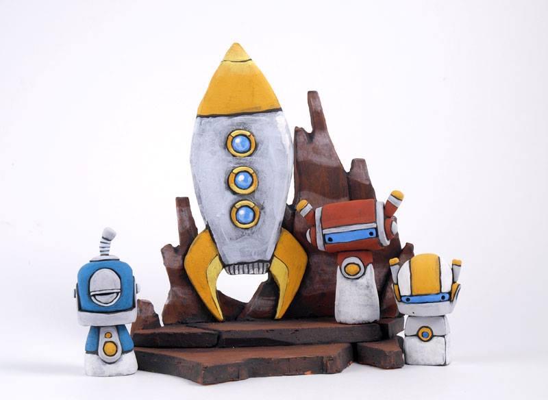 TerraToys_Kickstarter_Ceramic_Toys_Mudmonkey_Simon_Boses