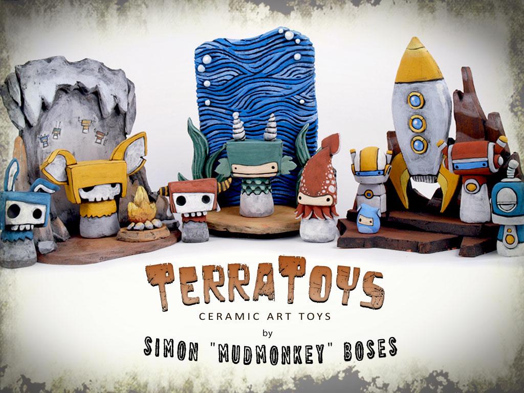 TerraToys_Kickstarter_Mudmonkey_Simon_Boses_Ceramic_Toys