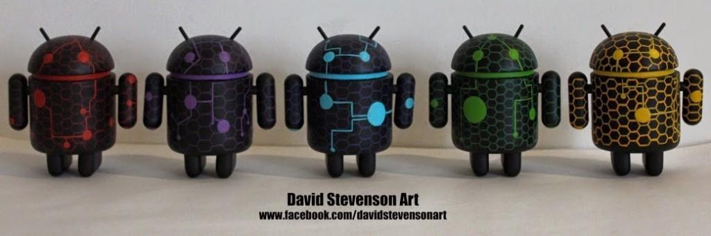 david stevenson art Tron Android