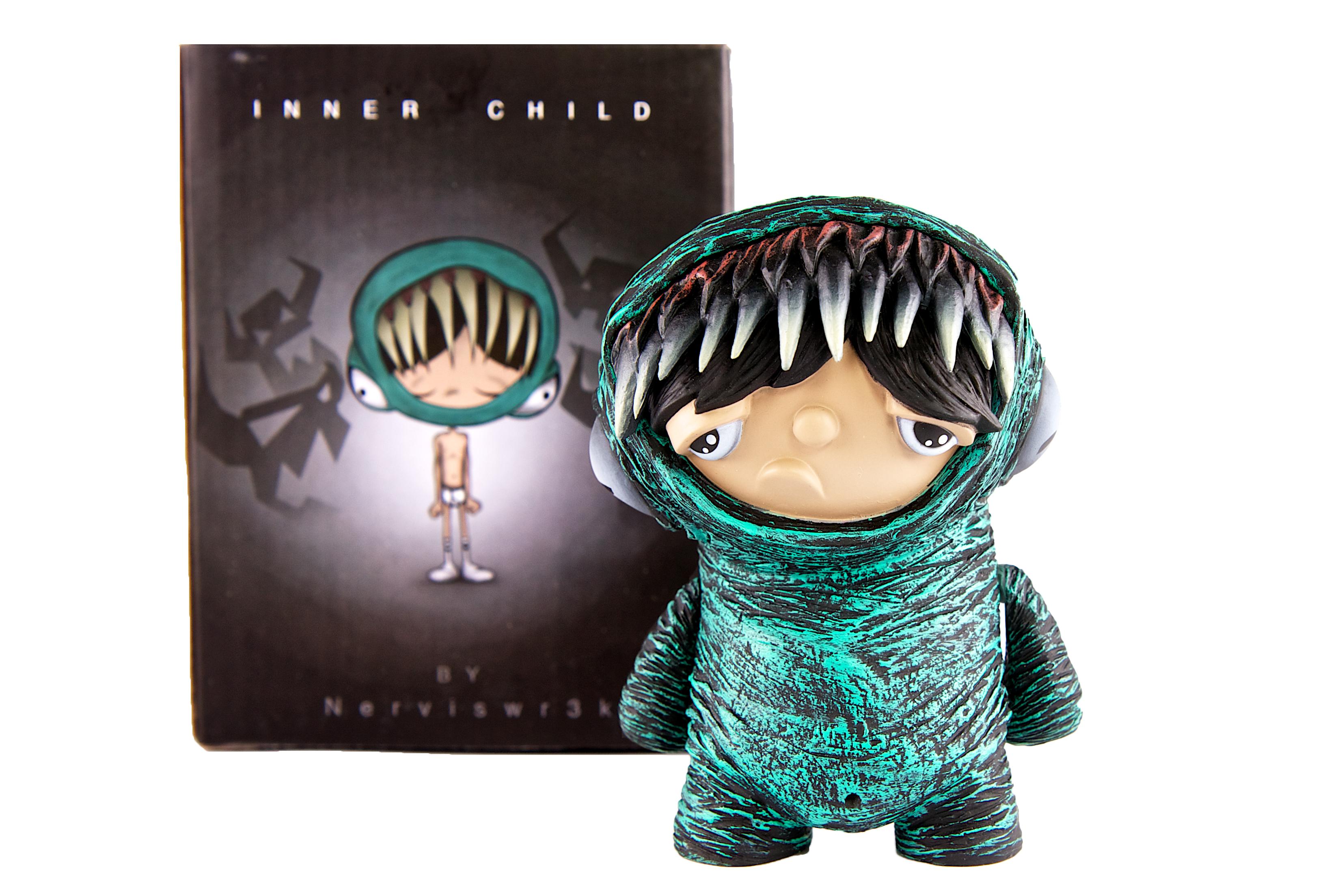 suburban vinyl exclusive inner child