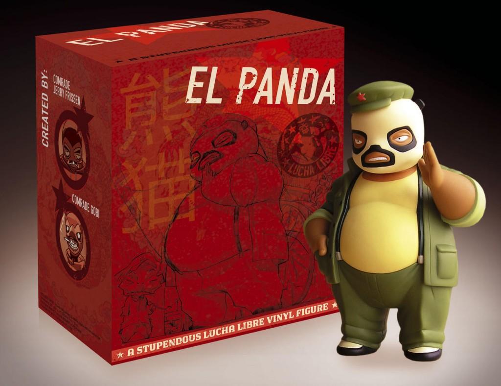 El Panda by muttpop