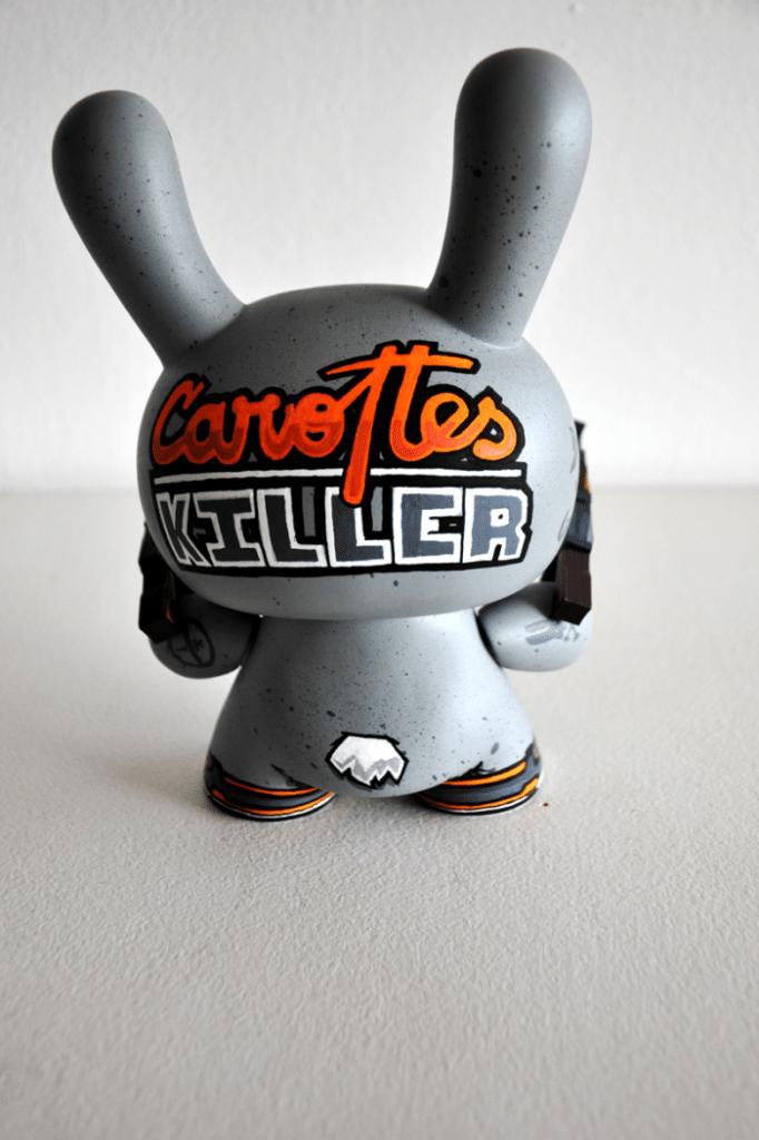 CAROTTES KILLER By Seven Lab back