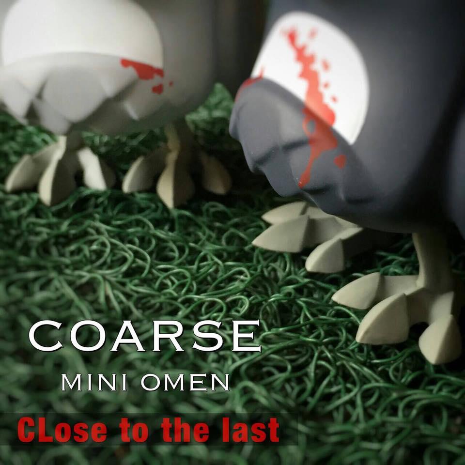 Coarse Omen Thailand toy expo