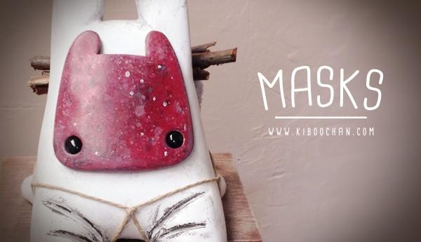 Masks_Kiboochan_Art_Figures_Banner