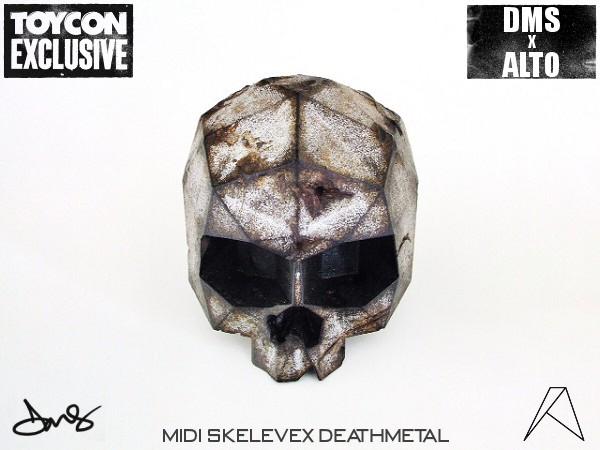 Midi skelevex Deathmetal £45ltd4