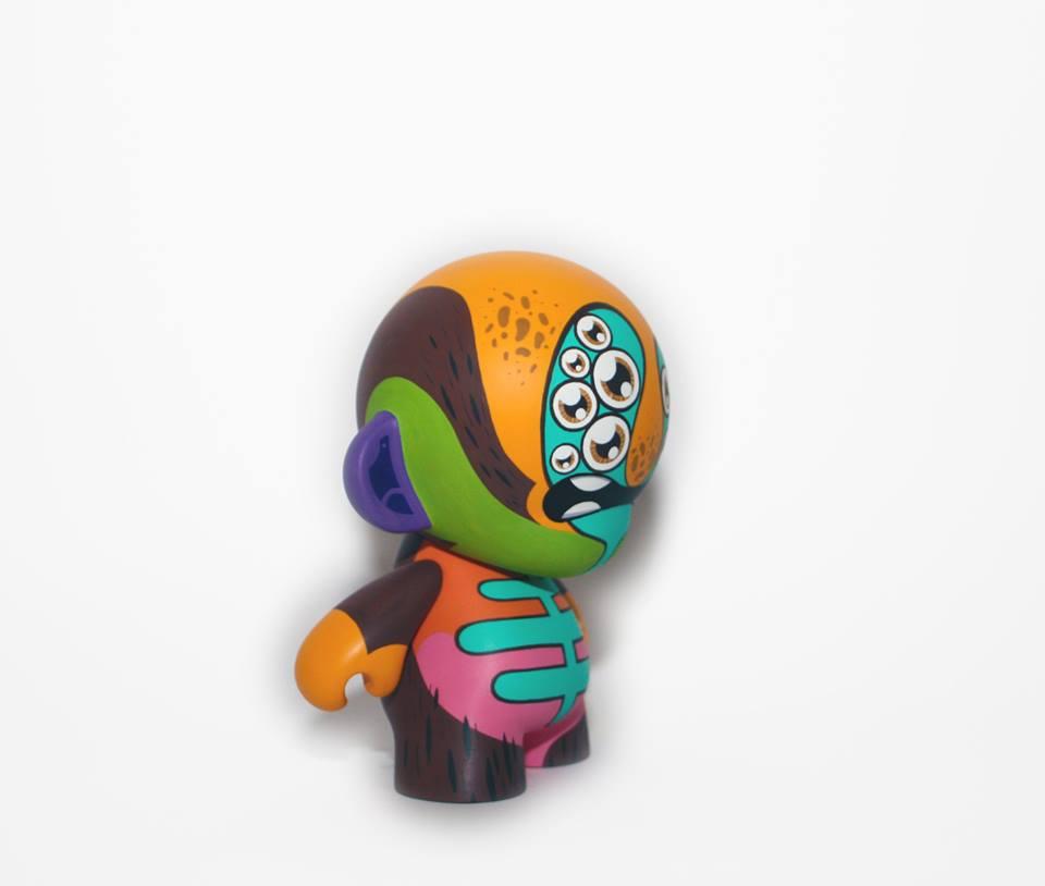 Mr. Vertigo By WuzOne TTC ToyCon UK EXCLUSIVE  side 2