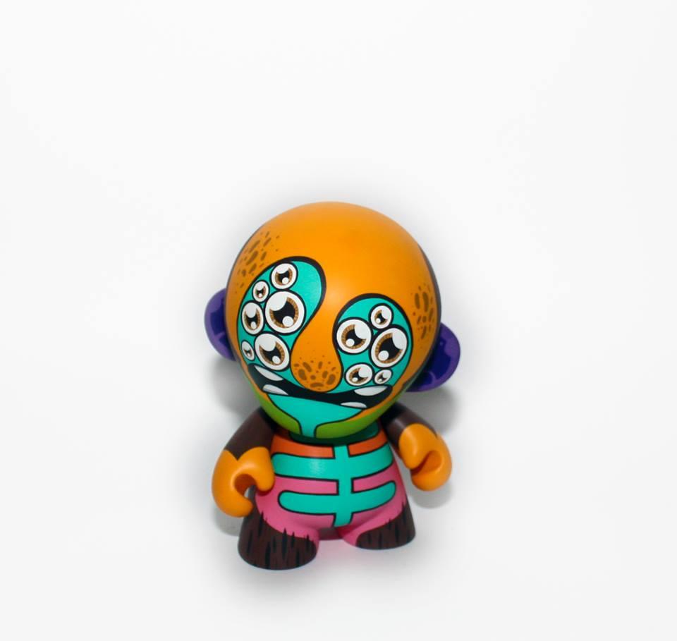 Mr. Vertigo By WuzOne TTC ToyCon UK EXCLUSIVE  top