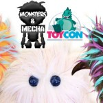 Neese_Monsters_Mecha_Mumble_Raar_Ivory_Orang_Black_ToyCon